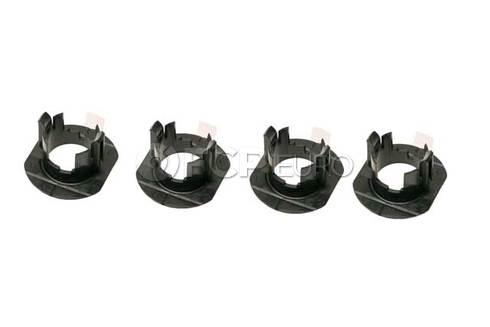 BMW Set Mounts Pdc Sensor Rear (M) (M3) - Genuine BMW 51128066308