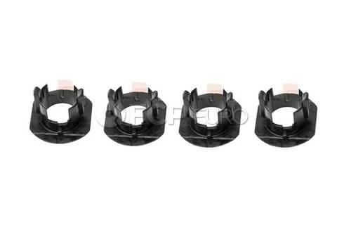 BMW Set Mounts Pdc Sensor Rear (M) (M4) - Genuine BMW 51128066309