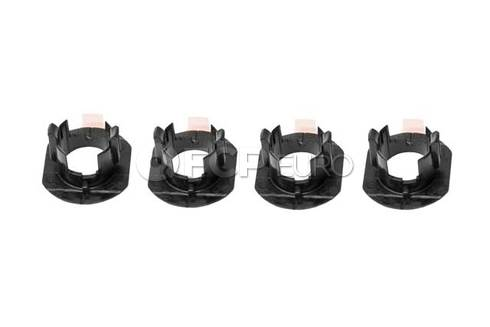 BMW Set Mounts Pdc Sensor Rear (M) (M4) - Genuine BMW 51128066309