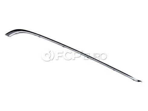 BMW Covering Left (Chrom) (740i 740iL 750iL) - Genuine BMW 51128125433