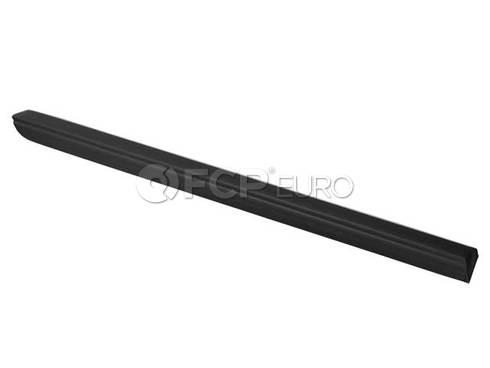 BMW Moulding Fender Rear Left (Black) (318i 318is 325i) - Genuine BMW 51131965105