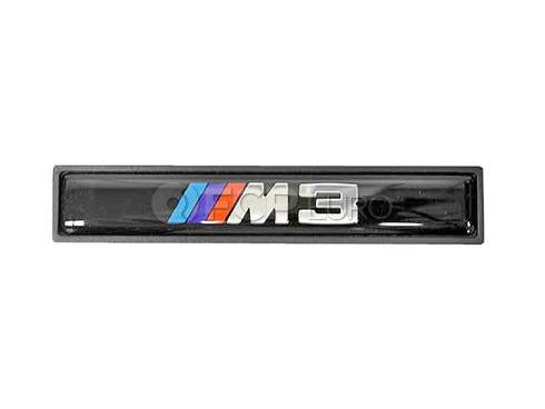 BMW Plaque (M3) - Genuine BMW 51132251381