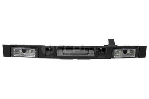 BMW Trunk Lid Grip With Key Button (X3) - Genuine BMW 51133403611