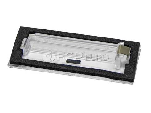BMW Lens F Registration Plate Illumination (X5) - Genuine BMW 51137004537
