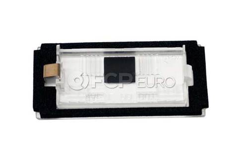 BMW Lens F Registration Plate Illumination (323Ci 325Ci 328Ci) - Genuine BMW 51137031085