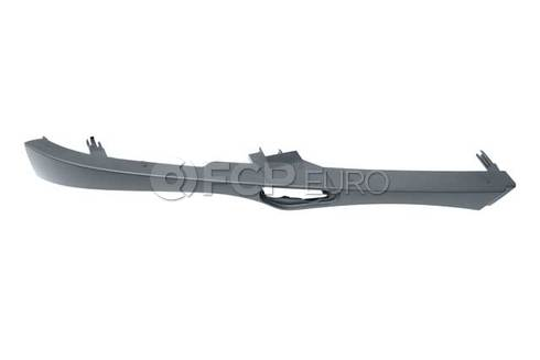 BMW Cover Primed Left - Genuine BMW 51137043407