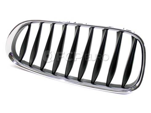 BMW Kidney Grille Left (E85 E86) - Genuine BMW 51137051957