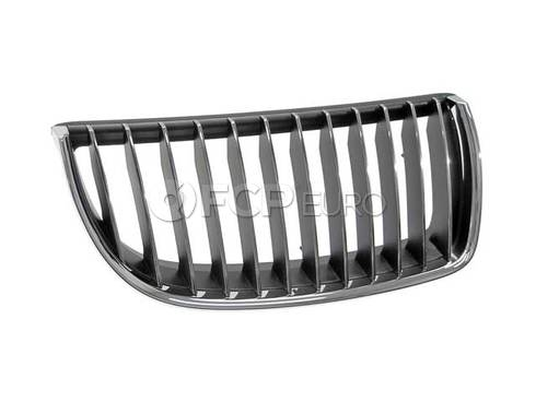BMW Kidney Grille Right (330i 330xi 335i) - Genuine BMW 51137120010
