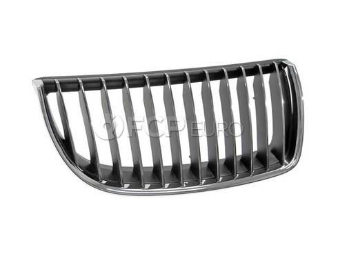 BMW Kidney Grille Right (330i 330xi 335i) - Genuine BMW 51137120010