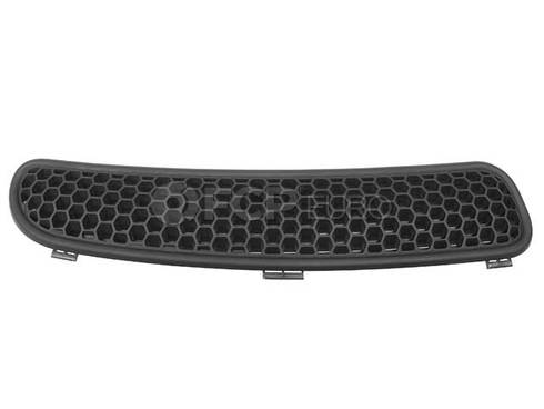 Mini Cooper Grille Right (Black) - Genuine Mini 51137122506