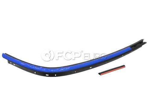 Mini Cooper Molding Left - Genuine Mini 51137123437