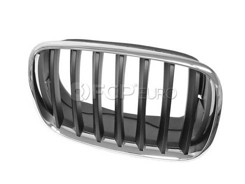 BMW Grille Front Right (X5 X6) - Genuine BMW 51137157688