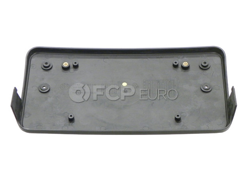 BMW Licence Plate Base (128i) - Genuine BMW 51137263120