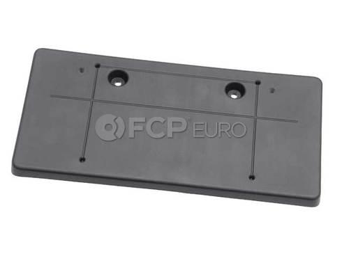 MINI License Plate Bracket Front (Cooper) - Genuine Mini 51137277884