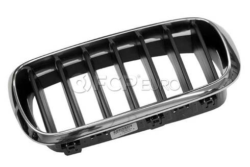 BMW Grille Front Left (Basis) (X5) - Genuine BMW 51137294485