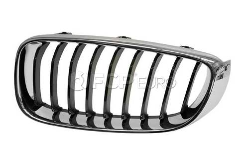 BMW Grille Front Left (Basis) (328i GT xDrive 335i GT xDrive) - Genuine BMW 51137294803