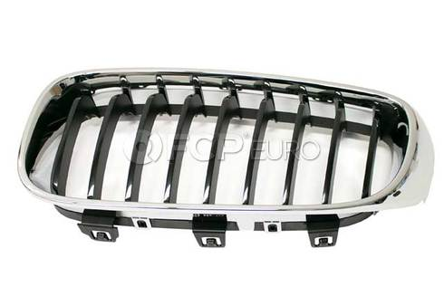 BMW Grille Front Left (Sport) (328i GT xDrive 335i GT xDrive) - Genuine BMW 51137294807