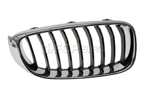 BMW Grille Front Right (Sport) (328i GT xDrive 335i GT xDrive) - Genuine BMW 51137294808