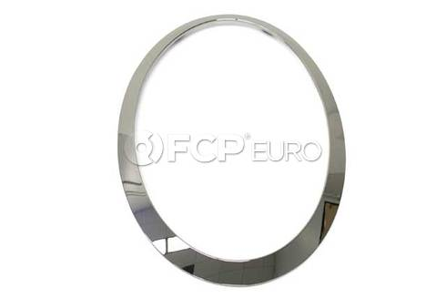 Mini Cooper Trim Ring Headlight Left (Copper) - Genuine BMW 51137300631
