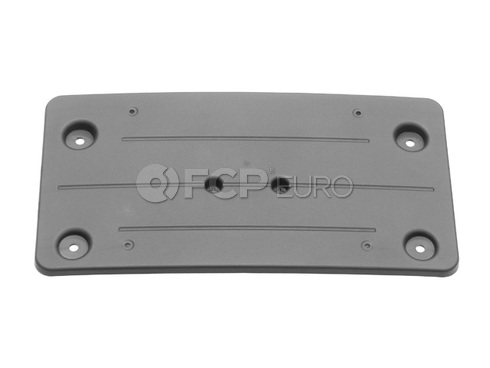 BMW Licence Plate Base (Us) (328i 320i 328d) - Genuine BMW 51137344551