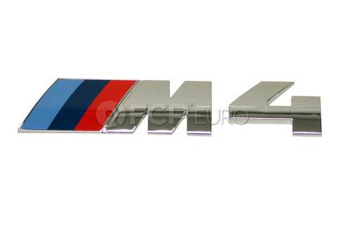 BMW Emblem (M4) - Genuine BMW 51138054330