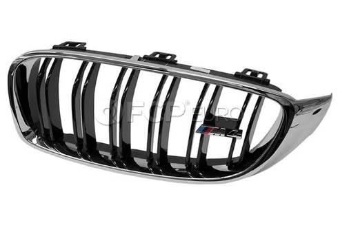 BMW Kidney Grille Left (F82 F83) - Genuine BMW 51138054331