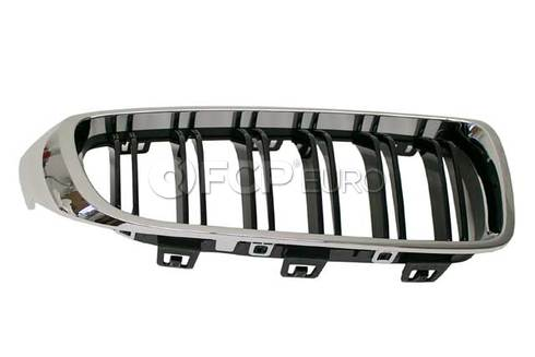 BMW Kidney Grille Right (F82 F83) - Genuine BMW 51138054332