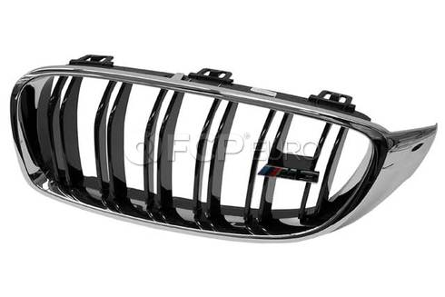 BMW Grille Front Left (M3) - Genuine BMW 51138056411