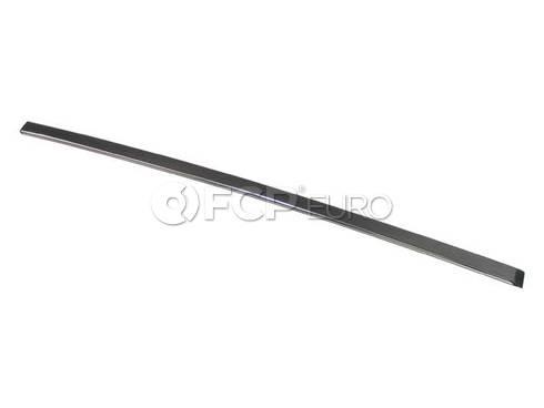BMW Moulding Door Front Left (Chrom) (528i 540i) - Genuine BMW 51138184477