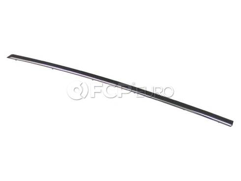 BMW Moulding Door Front Right (Chrom) (528i 540i) - Genuine BMW 51138184478