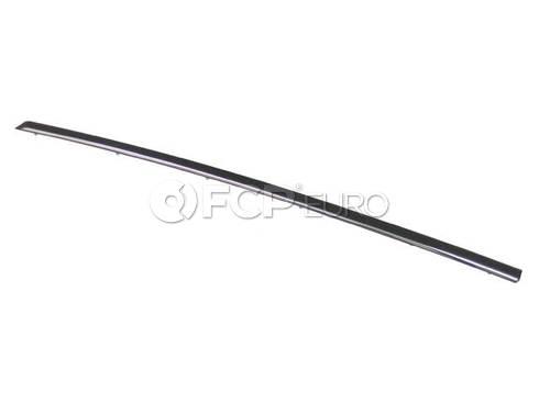 BMW Moulding Door Front Right (Chrom) (528i 540i) - Genuine BMW 51138184478