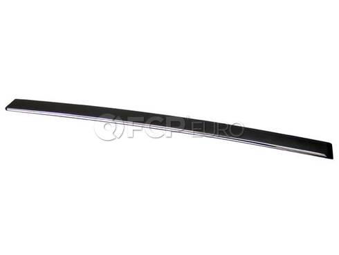 BMW Moulding Door Rear Left (Chrom) (528i 540i) - Genuine BMW 51138184479