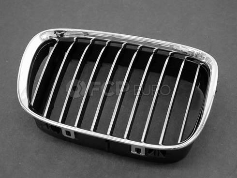BMW Kidney Grille Right (E39) - Genuine BMW 51138184532