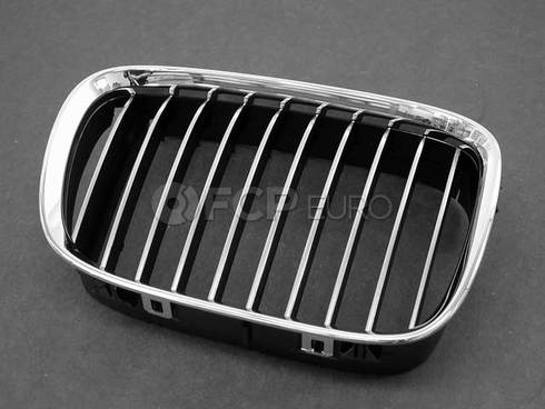 BMW Kidney Grille Right (E39) - Genuine BMW 51138184532