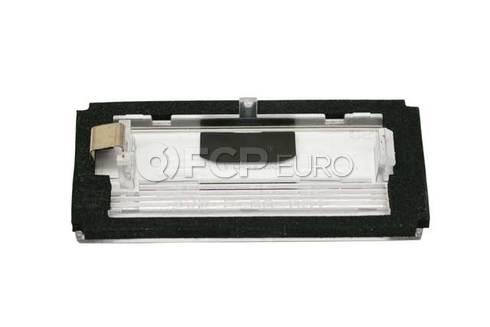 BMW Lens F Registration Plate Illumination (M3 323Ci 325Ci) - Genuine BMW 51138244336