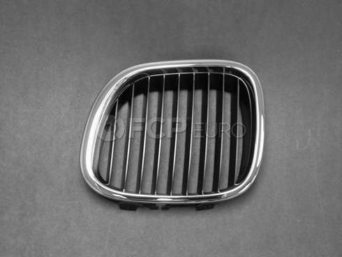 BMW Kidney Grille Left - Genuine BMW 51138397503