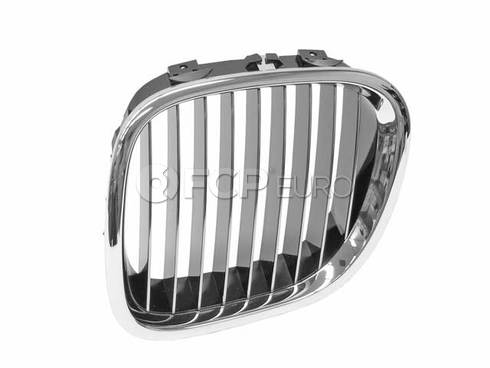 BMW Kidney Grille Left (Z3) - Genuine BMW 51138412949