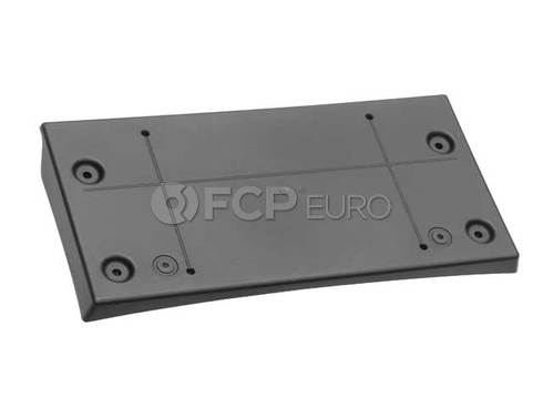 Mini Cooper Base Licence Plate Primed (Copper Countryman Copper Paceman) - Genuine Mini 51139801613