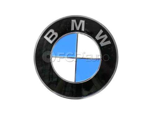BMW Plaque (1602 2002) - Genuine BMW 51141801560