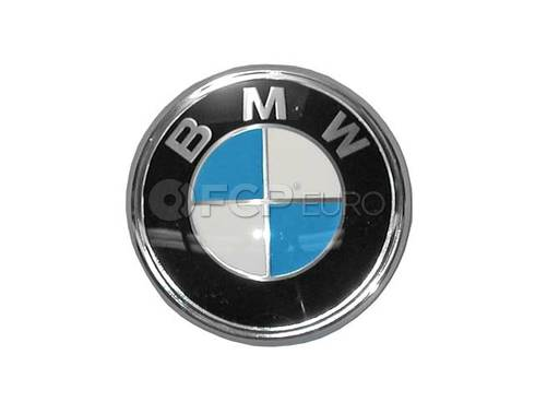 BMW Trunk Lid Emblem - Genuine BMW 51141872327