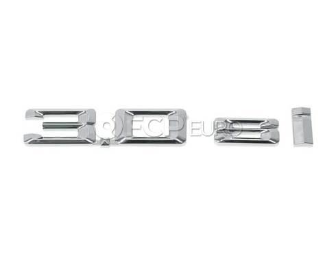 BMW Lettering (3 0Si) (X3) - Genuine BMW 51143416265