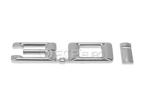 BMW Emblem Adhered - Genuine BMW 51147008538