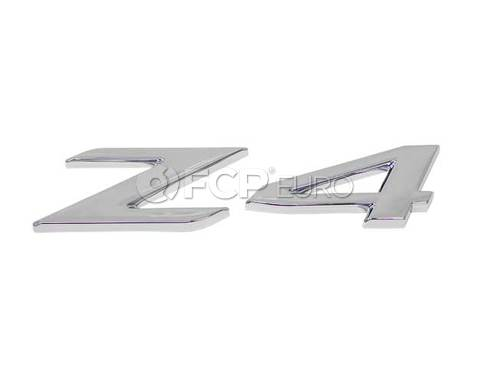 BMW Lettering (Z4) - Genuine BMW 51147114122