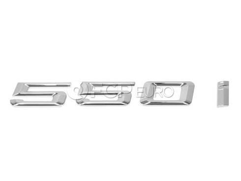 BMW Lettering (550I) - Genuine BMW 51147164137