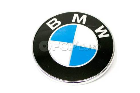 BMW Roundel Emblem - Genuine BMW 51147166076