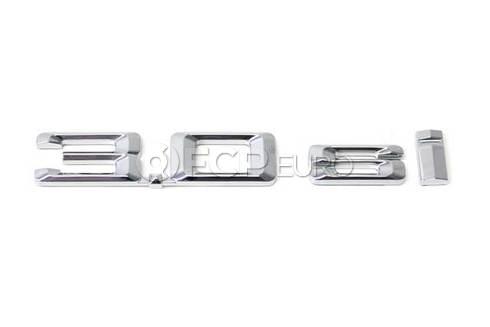 BMW Lettering (3 0Si) (X5) - Genuine BMW 51147194185