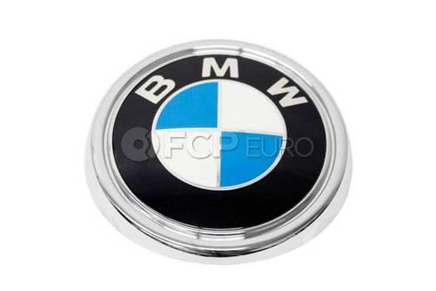BMW Trunk Lid Badge (X5 X6) - Genuine BMW 51147294465