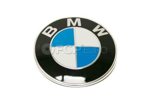 BMW Plaque With Adhesive Film (Bmw) (X5 X6) - Genuine BMW 51147376339