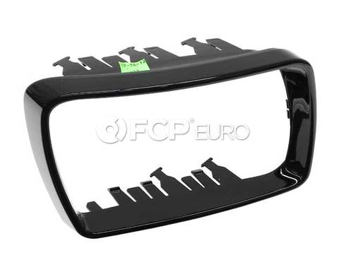 BMW Supporting Ring Right (Gloss Black) - Genuine BMW 51167002320