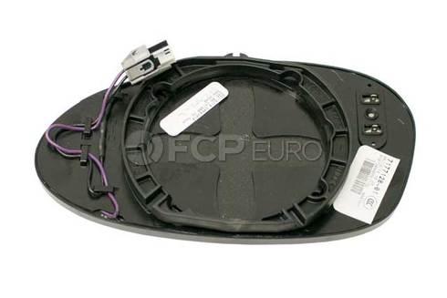 BMW Heated Convex Door Mirror Glass Right (E85 E86)  - Genuine BMW 51167177128